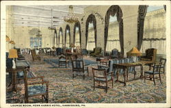 Lounge Room, Penn Harris Hotel