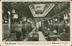 """The Pergola"" - Dietrich's, 1015 North Third St."