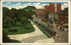 Walnut Street and Capitol Grounds