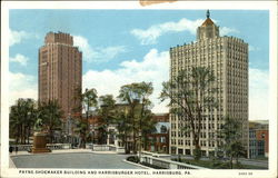 Payne Shoemaker Building and Harrisburger Hotel