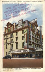 Feller's - Harrisburg's Largest Furriers and Women's Apparel Store