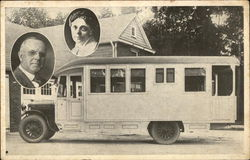 The Fulton Gospel Auto, House and Church on Wheels
