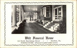 Wilt Funeral Home