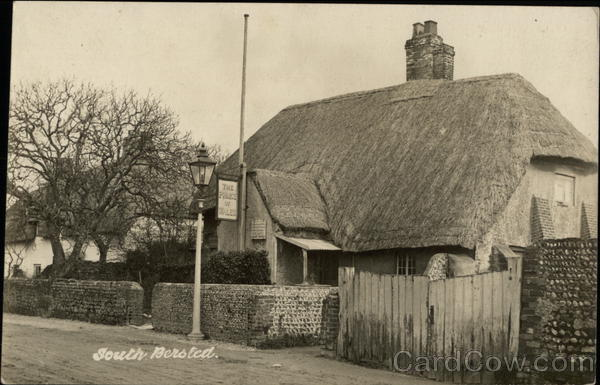 The Prince of Wales Cottages South Bersted England