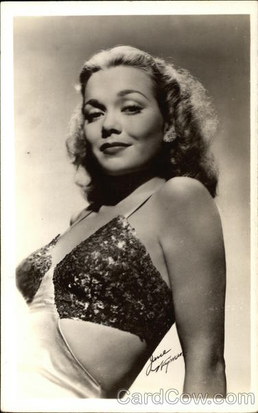 Jane Wyman Actresses