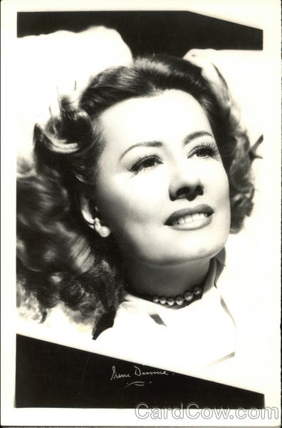 Irene Dunne Actresses