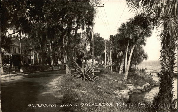 Riverside Drive Rockledge Florida