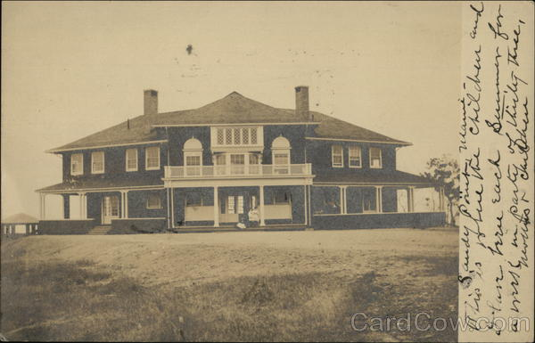 Residence at Sandy Point Maine