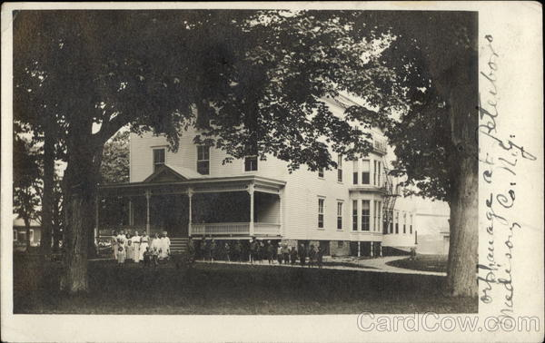 Orphanage at Peterboro, Madison County New York