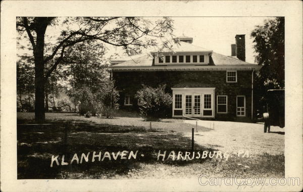 Rare KKK Klan Haven 1927 Harrisburg Pennsylvania