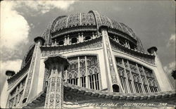 Baha'i House of Worship, the Oldest Baha'i Temple in the World
