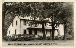 Cook Forest inn, Cook Forest State Park