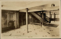 Entrance Hall to the S.S. Tadoussac