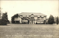 Home of Pauline Frederick