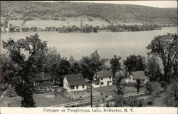 Cottages at Tioghnioga Lake