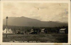 Paul Trippett's Camp, Twin Mountains