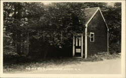 The old red School House
