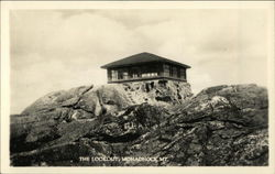 The Lookout, Mount Monadnock