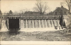 Dam at Carver Cotton Gin Company