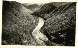 Pennsylvania's Grand Canyon, Pine Creek Gorge