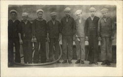 Snapshot of Sailors on Deck
