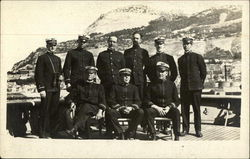 Snapshot of Naval Men