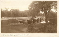 The Fordway Bridge