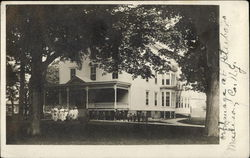 Orphanage at Peterboro, Madison County