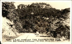 US 25 Through the Cumberland Mountains