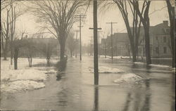 Flooding in Streets