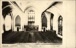 Interior, Messiah Lutheran Church