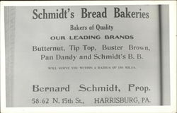 Schmidt's Bread Bakeries