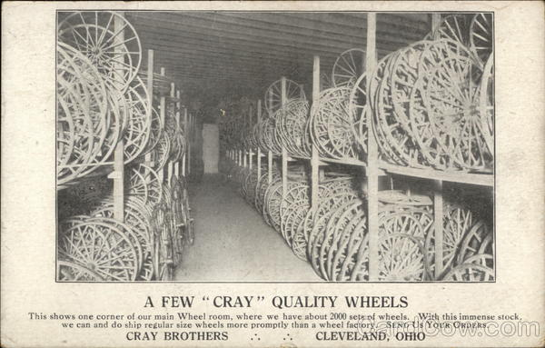 A Few Cray Quality Wheels Cleveland Ohio