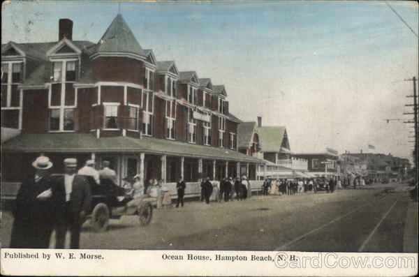 Ocean House Hampton Beach New Hampshire