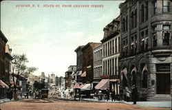 State Street from Genesee Street