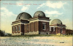 Cornell University - Fuertes Observatory