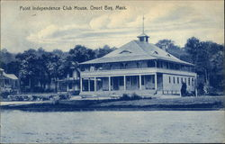 Point Independence Club House