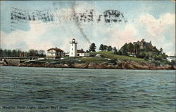 Hospital Point Light, Salem Bay