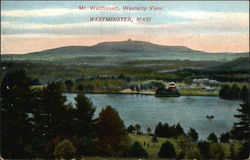 Mt. Wachusett, Westerly View
