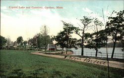 Crystal Lake and Cemetery
