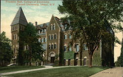 Franklin Hall, College of Electricity, Cornell University