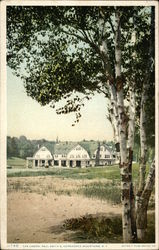 The Casino at Paul Smith's, Adirondack Mountains