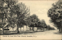Church Street East from Pres. Church