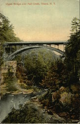 Upper Bridge over Fall Creek
