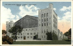 The New State Armory, Cornell University