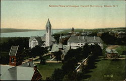 Cornell University - General View of Campus