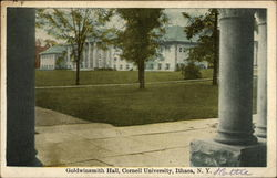 Cornell University - Goldwinsmith Hall