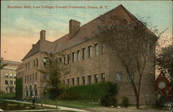 Bordman Hall, Law College, Cornell UNiversity