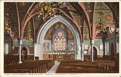 Cornell University - Sage Chapel showing Apse