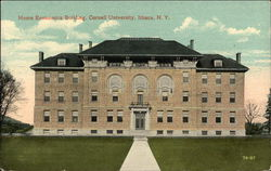 Home Economics Building at Cornell University